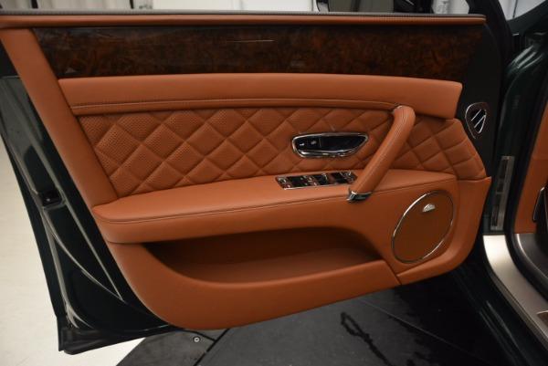 New 2017 Bentley Flying Spur V8 S for sale Sold at Maserati of Westport in Westport CT 06880 21