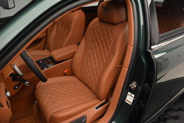New 2017 Bentley Flying Spur V8 S for sale Sold at Maserati of Westport in Westport CT 06880 24
