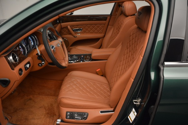 New 2017 Bentley Flying Spur V8 S for sale Sold at Maserati of Westport in Westport CT 06880 25