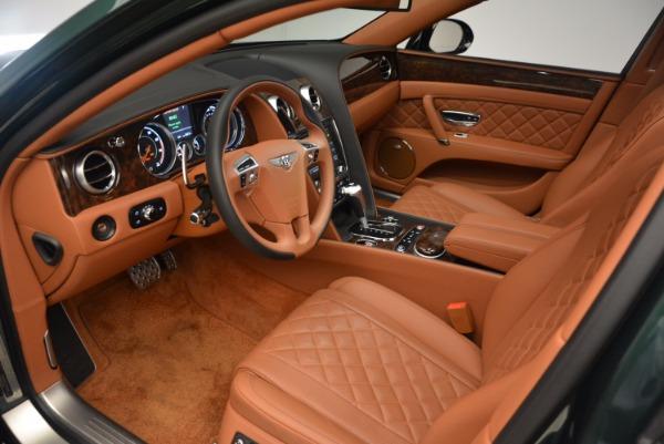 New 2017 Bentley Flying Spur V8 S for sale Sold at Maserati of Westport in Westport CT 06880 26