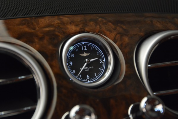 New 2017 Bentley Flying Spur V8 S for sale Sold at Maserati of Westport in Westport CT 06880 27
