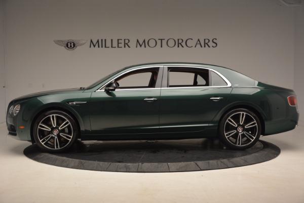 New 2017 Bentley Flying Spur V8 S for sale Sold at Maserati of Westport in Westport CT 06880 3