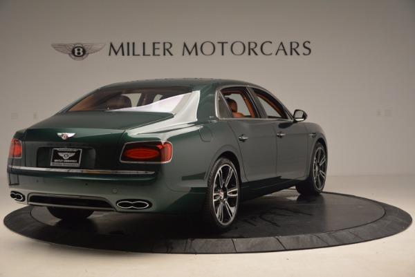 New 2017 Bentley Flying Spur V8 S for sale Sold at Maserati of Westport in Westport CT 06880 7