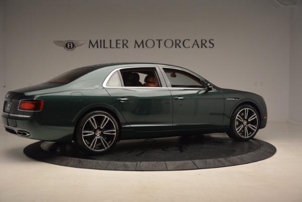 New 2017 Bentley Flying Spur V8 S for sale Sold at Maserati of Westport in Westport CT 06880 8