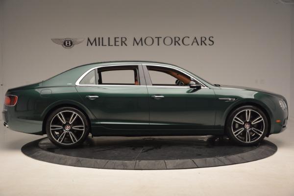 New 2017 Bentley Flying Spur V8 S for sale Sold at Maserati of Westport in Westport CT 06880 9
