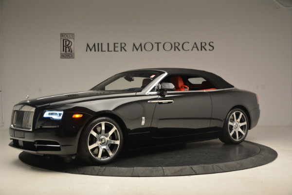 New 2017 Rolls-Royce Dawn for sale Sold at Maserati of Westport in Westport CT 06880 17