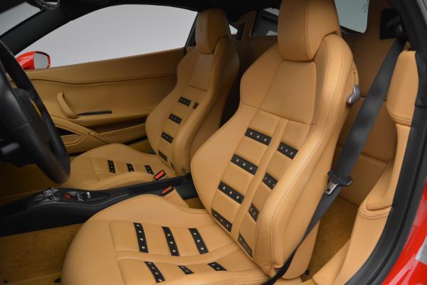 Used 2010 Ferrari 458 Italia for sale Sold at Maserati of Westport in Westport CT 06880 15