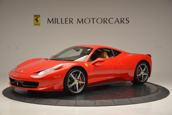 Used 2010 Ferrari 458 Italia for sale Sold at Maserati of Westport in Westport CT 06880 2