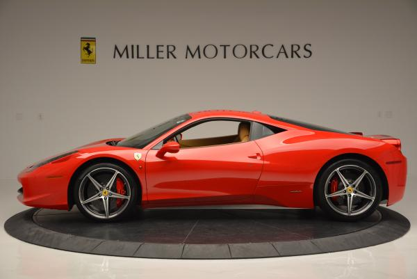 Used 2010 Ferrari 458 Italia for sale Sold at Maserati of Westport in Westport CT 06880 3