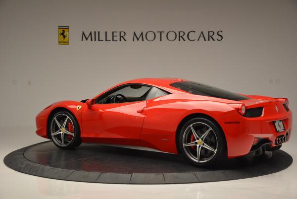 Used 2010 Ferrari 458 Italia for sale Sold at Maserati of Westport in Westport CT 06880 4