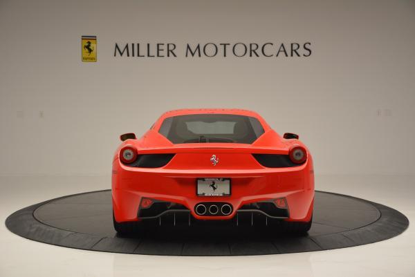 Used 2010 Ferrari 458 Italia for sale Sold at Maserati of Westport in Westport CT 06880 6