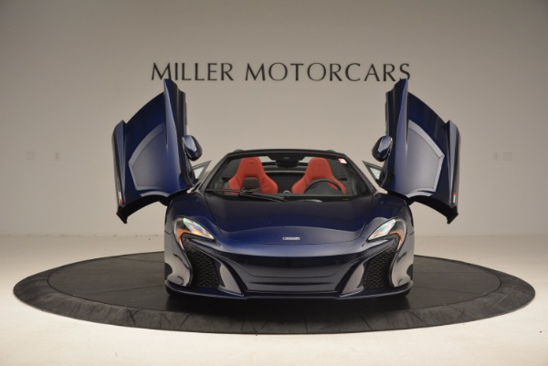 Used 2015 McLaren 650S Spider for sale Sold at Maserati of Westport in Westport CT 06880 13