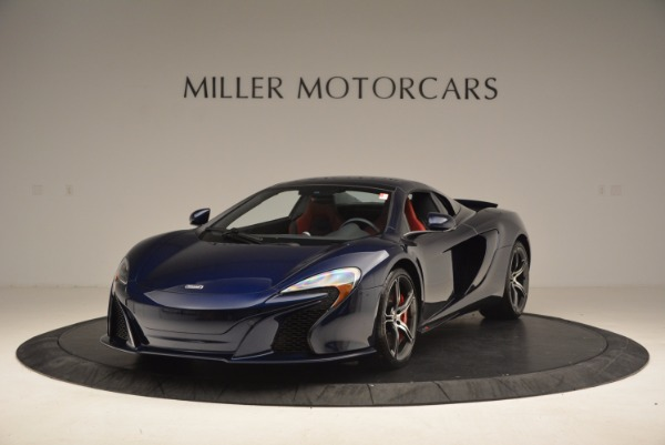 Used 2015 McLaren 650S Spider for sale Sold at Maserati of Westport in Westport CT 06880 14