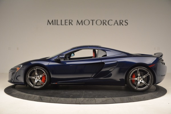 Used 2015 McLaren 650S Spider for sale Sold at Maserati of Westport in Westport CT 06880 16