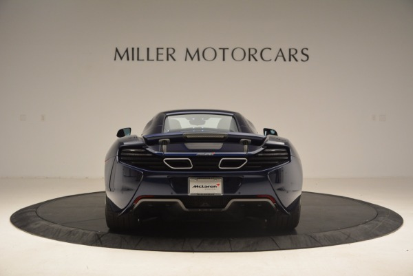 Used 2015 McLaren 650S Spider for sale Sold at Maserati of Westport in Westport CT 06880 19
