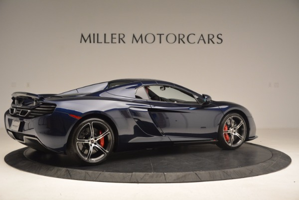 Used 2015 McLaren 650S Spider for sale Sold at Maserati of Westport in Westport CT 06880 21