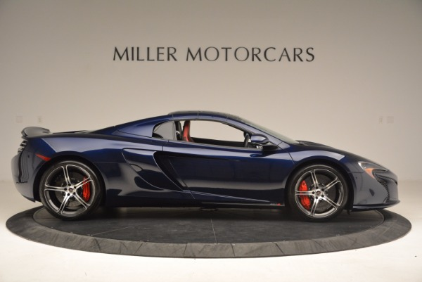 Used 2015 McLaren 650S Spider for sale Sold at Maserati of Westport in Westport CT 06880 22