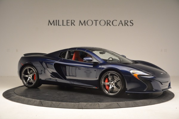 Used 2015 McLaren 650S Spider for sale Sold at Maserati of Westport in Westport CT 06880 23