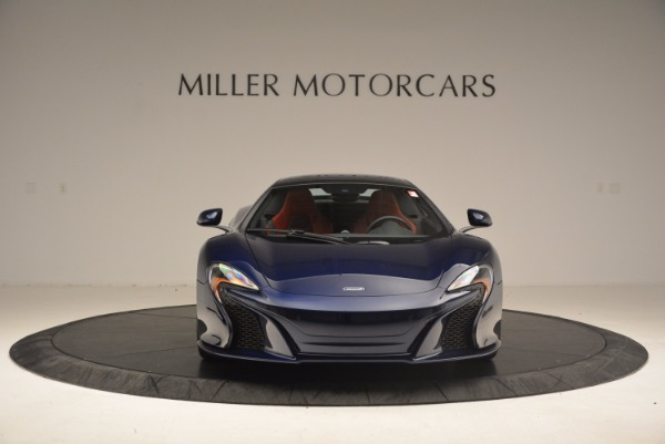 Used 2015 McLaren 650S Spider for sale Sold at Maserati of Westport in Westport CT 06880 25