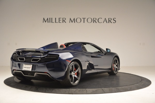 Used 2015 McLaren 650S Spider for sale Sold at Maserati of Westport in Westport CT 06880 7