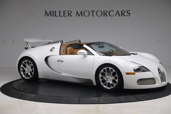 Used 2011 Bugatti Veyron 16.4 Grand Sport for sale Call for price at Maserati of Westport in Westport CT 06880 10