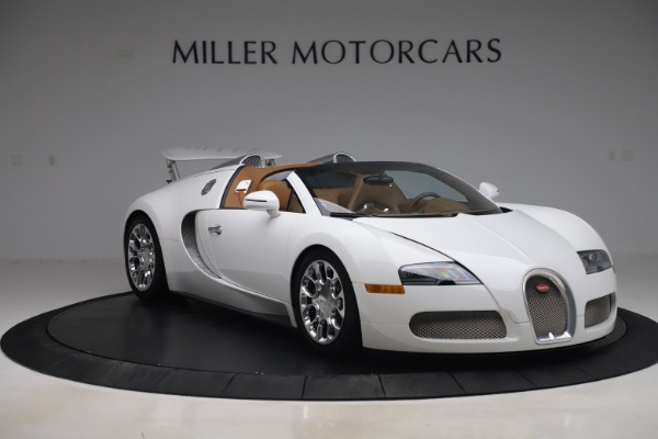 Used 2011 Bugatti Veyron 16.4 Grand Sport for sale Call for price at Maserati of Westport in Westport CT 06880 11