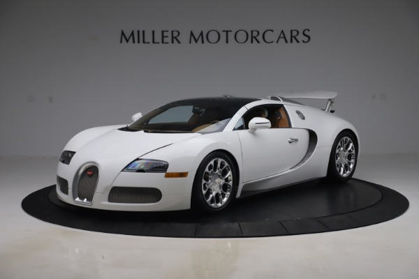 Used 2011 Bugatti Veyron 16.4 Grand Sport for sale Call for price at Maserati of Westport in Westport CT 06880 12