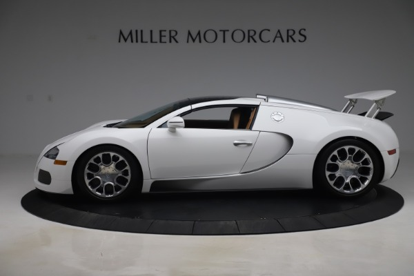 Used 2011 Bugatti Veyron 16.4 Grand Sport for sale Call for price at Maserati of Westport in Westport CT 06880 13