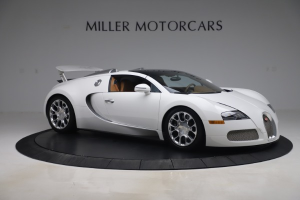 Used 2011 Bugatti Veyron 16.4 Grand Sport for sale Call for price at Maserati of Westport in Westport CT 06880 16