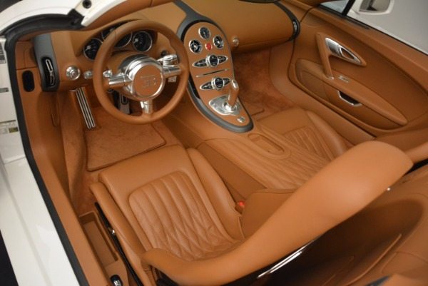 Used 2011 Bugatti Veyron 16.4 Grand Sport for sale Call for price at Maserati of Westport in Westport CT 06880 17