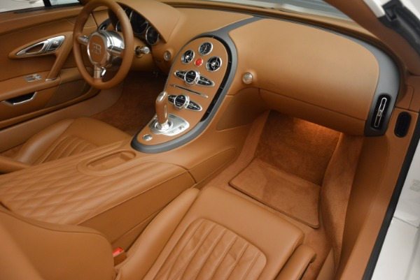 Used 2011 Bugatti Veyron 16.4 Grand Sport for sale Call for price at Maserati of Westport in Westport CT 06880 19