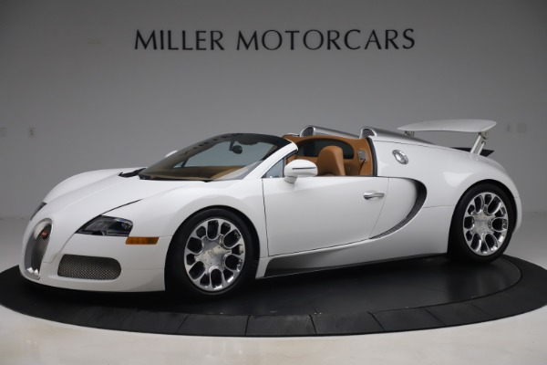 Used 2011 Bugatti Veyron 16.4 Grand Sport for sale Call for price at Maserati of Westport in Westport CT 06880 2