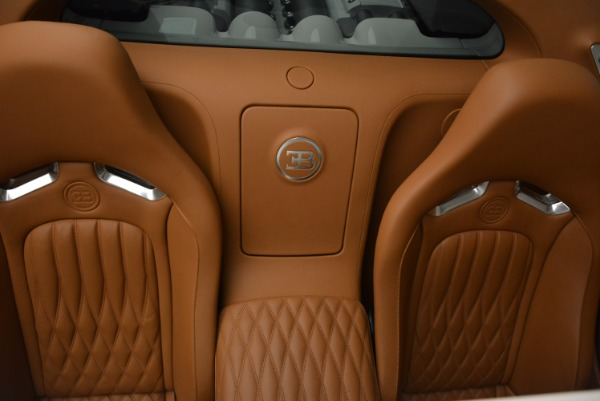 Used 2011 Bugatti Veyron 16.4 Grand Sport for sale Call for price at Maserati of Westport in Westport CT 06880 20