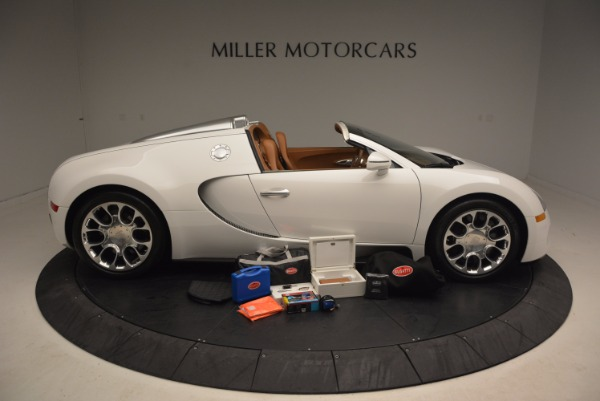 Used 2011 Bugatti Veyron 16.4 Grand Sport for sale Call for price at Maserati of Westport in Westport CT 06880 22
