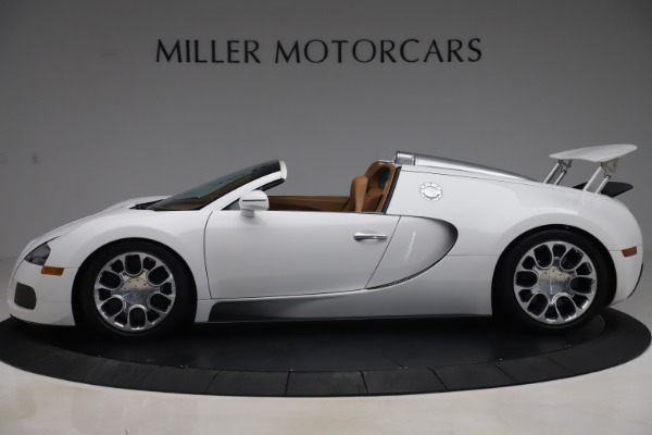 Used 2011 Bugatti Veyron 16.4 Grand Sport for sale Call for price at Maserati of Westport in Westport CT 06880 3