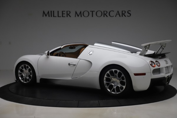 Used 2011 Bugatti Veyron 16.4 Grand Sport for sale Call for price at Maserati of Westport in Westport CT 06880 4