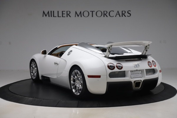 Used 2011 Bugatti Veyron 16.4 Grand Sport for sale Call for price at Maserati of Westport in Westport CT 06880 5