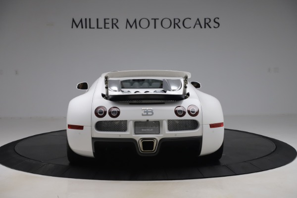 Used 2011 Bugatti Veyron 16.4 Grand Sport for sale Call for price at Maserati of Westport in Westport CT 06880 6