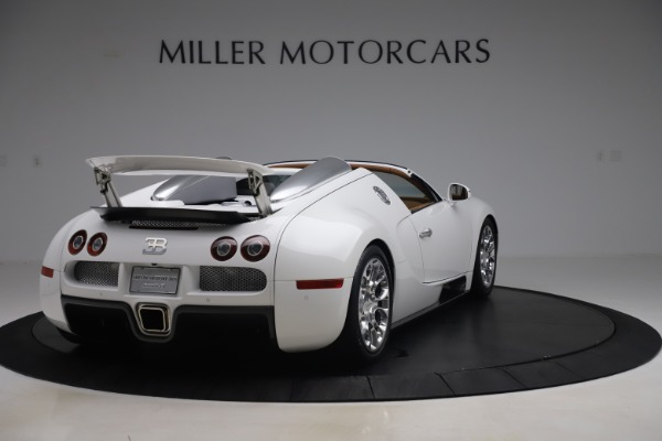 Used 2011 Bugatti Veyron 16.4 Grand Sport for sale Call for price at Maserati of Westport in Westport CT 06880 7