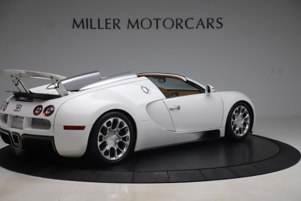Used 2011 Bugatti Veyron 16.4 Grand Sport for sale Call for price at Maserati of Westport in Westport CT 06880 8