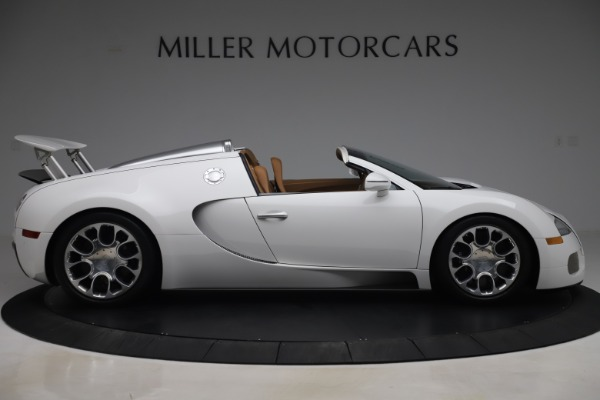 Used 2011 Bugatti Veyron 16.4 Grand Sport for sale Call for price at Maserati of Westport in Westport CT 06880 9