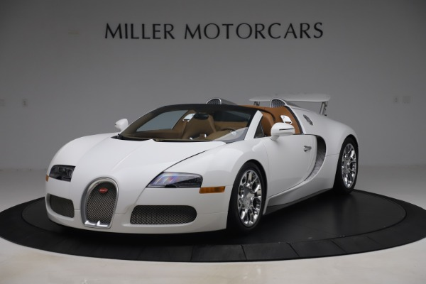 Used 2011 Bugatti Veyron 16.4 Grand Sport for sale Call for price at Maserati of Westport in Westport CT 06880 1