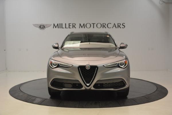 New 2018 Alfa Romeo Stelvio Q4 for sale Sold at Maserati of Westport in Westport CT 06880 12