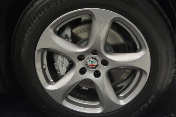 New 2018 Alfa Romeo Stelvio Q4 for sale Sold at Maserati of Westport in Westport CT 06880 25