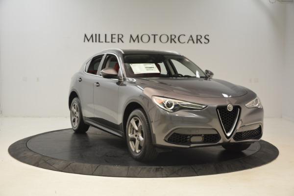 New 2018 Alfa Romeo Stelvio Q4 for sale Sold at Maserati of Westport in Westport CT 06880 11