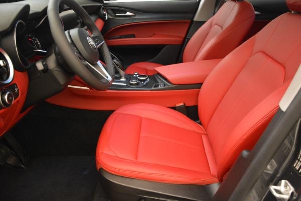 New 2018 Alfa Romeo Stelvio Q4 for sale Sold at Maserati of Westport in Westport CT 06880 14