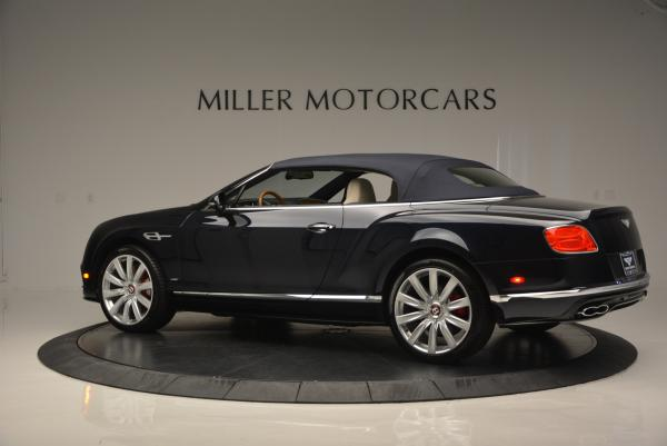 Used 2016 Bentley Continental GT V8 S Convertible for sale Sold at Maserati of Westport in Westport CT 06880 16
