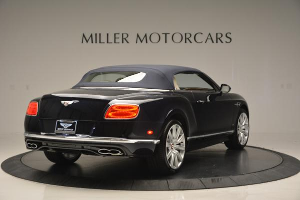 Used 2016 Bentley Continental GT V8 S Convertible for sale Sold at Maserati of Westport in Westport CT 06880 19