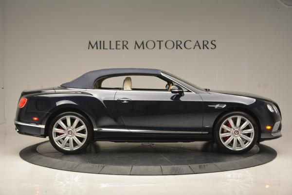 Used 2016 Bentley Continental GT V8 S Convertible for sale Sold at Maserati of Westport in Westport CT 06880 21