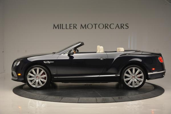 Used 2016 Bentley Continental GT V8 S Convertible for sale Sold at Maserati of Westport in Westport CT 06880 3